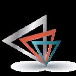 orange-triangles-logo-design-free-logos-online-04